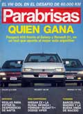 test Ford Galaxy 2.0i vs Peugeot 405 SR vs Renault 21 TXE -