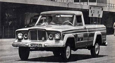 IKA Jeep Gladiator