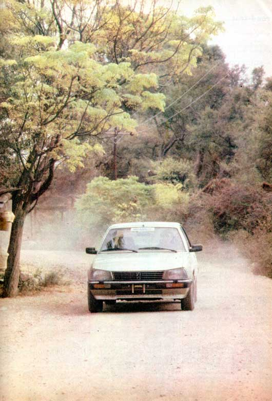 Peugeot 505 SR Injection