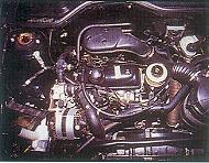 test Renault 19 RN 1.6i (Tric) - 1995